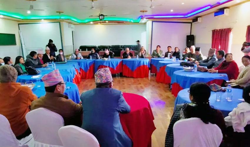 प्रदेश १ को राजनीति : प्रचण्ड–नेपाल पक्षमा देखिए ३३ सांसद