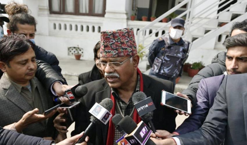 निर्वाचन आयोगको ढिलाईप्रति आपत्ति जनाउँदै प्रचण्ड–नेपाल समूहले बुझायो पत्र (पत्रसहित)