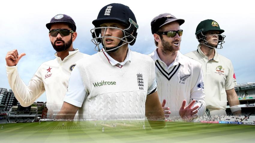 """""""आईसीसी वर्ल्ड टेस्ट च्याम्पियनसिप"""" बाट बाहिरियो इंल्याण्ड, यस्तो छ भारतको फाइनलमा पुग्ने सम्भावना"""