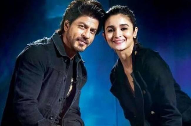 शाहरुख र आलिया मिलेर फिल्म निर्माण गर्दै