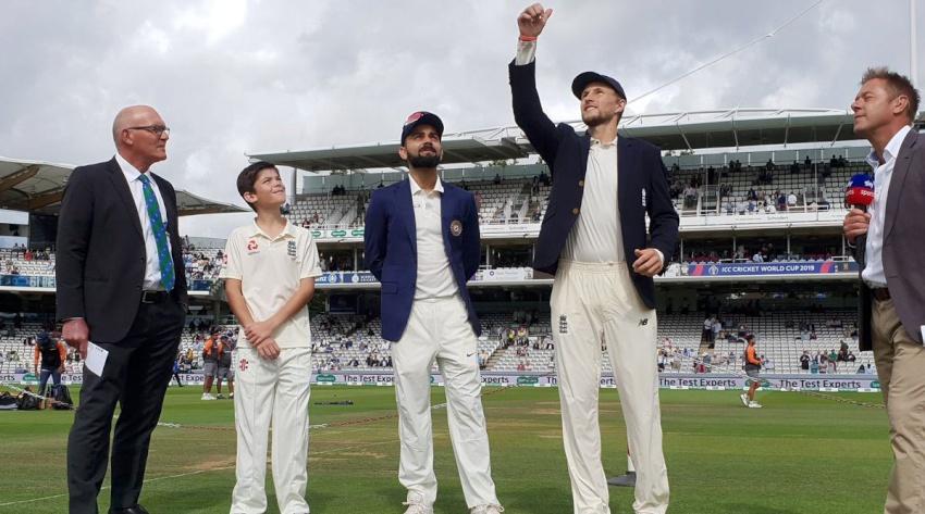 टस जितेर भारत विरुद्धको चौथो टेस्टमा पहिले ब्याटिङ्ग गर्दै इंल्याण्ड, यस्तो छ दुवै टिमको प्लेइङ्ग-११