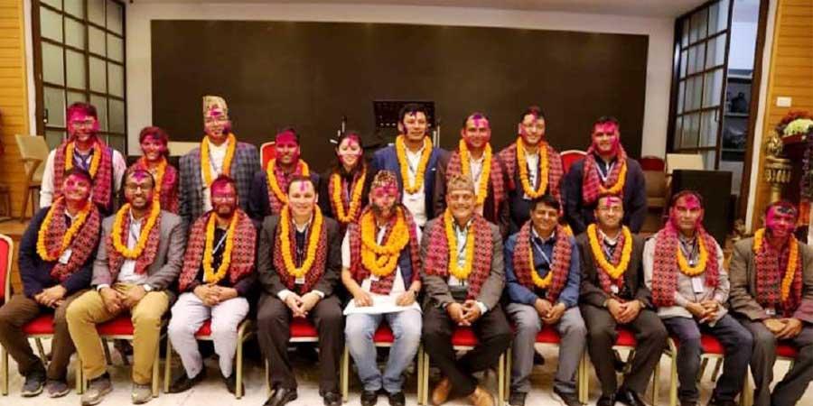 नेपाल भेटेरिनरी एसोसिएसनको अध्यक्षमा पुनः डा. शितलकाजी श्रेष्ठ निर्वाचित