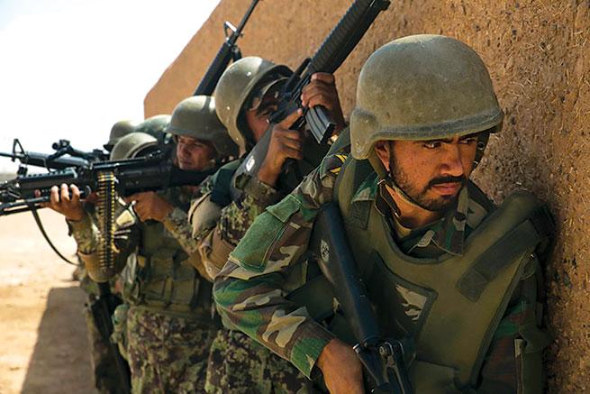 अफगान सेनाद्वारा तालिबानको जेलबाट २८ सर्वसाधारण मुक्त