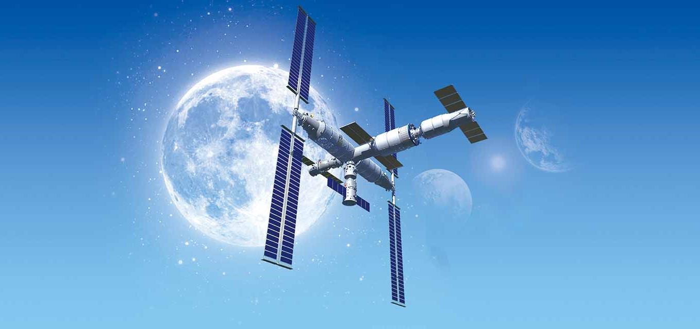 चीनले अन्तरिक्षमा नयाँ स्पेस स्टेशन निर्माण गर्ने