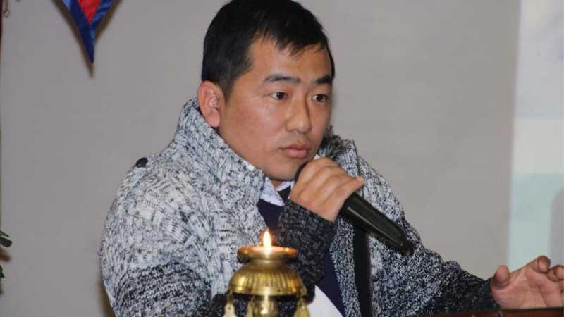 जापानब्यापी खुल्ला कविता प्रतियोगितामा बिमन किराती प्रथम