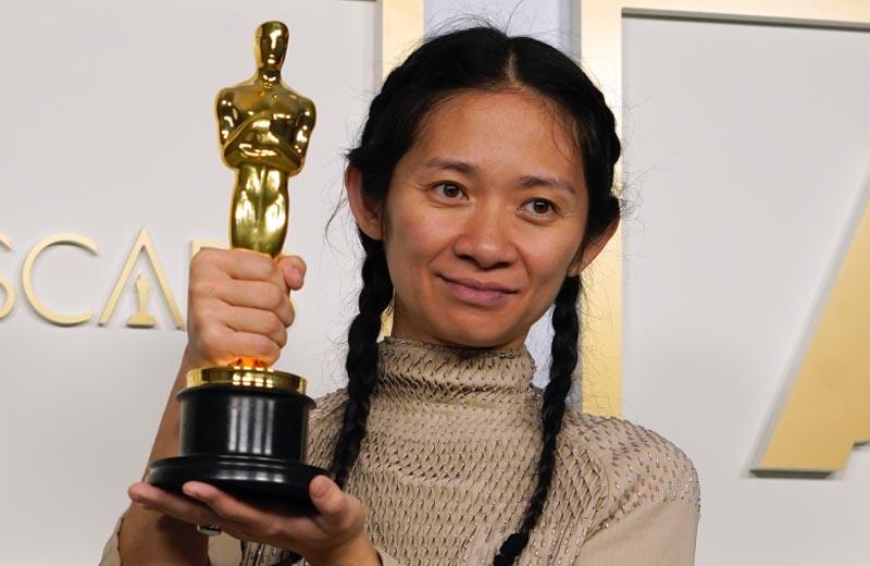 पहिलो अश्वेत महिला निर्देशक क्लोइ झाओ अस्कर पुरस्कार