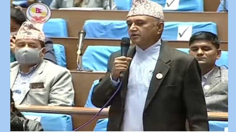 अब संसदले नेकपा चिन्दैन,संसदीय समितिमा नेकपा एमाले भएर प्रतिनिधित्व गर्न चाहान्छौं–नेता खगराज अधिकारी