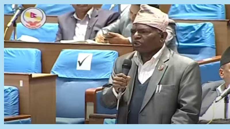 संसदलाई विजनेश कस्ले दिएन सभामुखले जवाफ दिनुपर्छ–नेता लालबाबु पण्डित