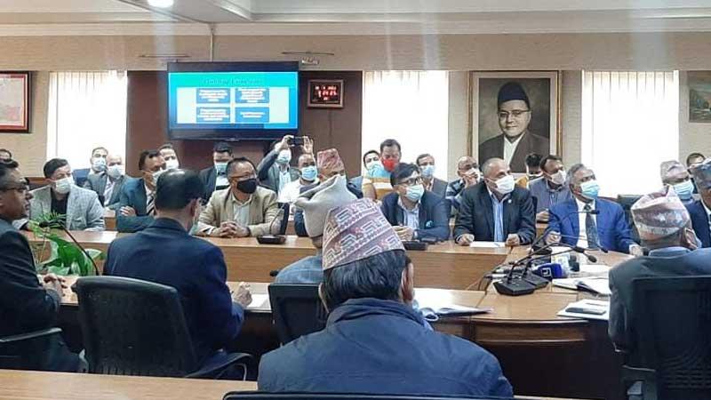 १० अर्बको एनआरएनए नेपाल डेभलपमेन्ट फन्ड स्थापना