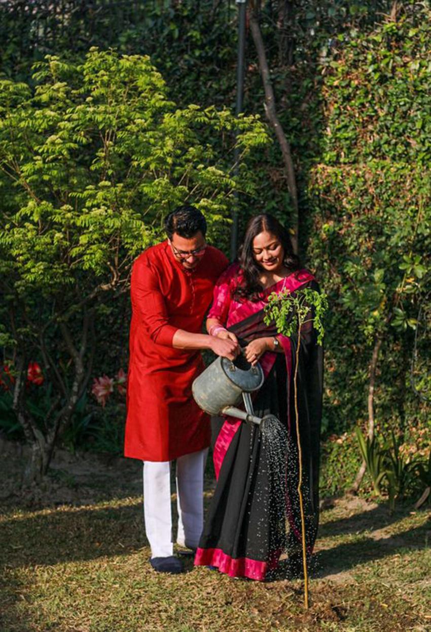 ऋचा शर्मा आमा बन्दै, भनिन्-आफ्नो भन्दा अरुको धड्कन प्यारो