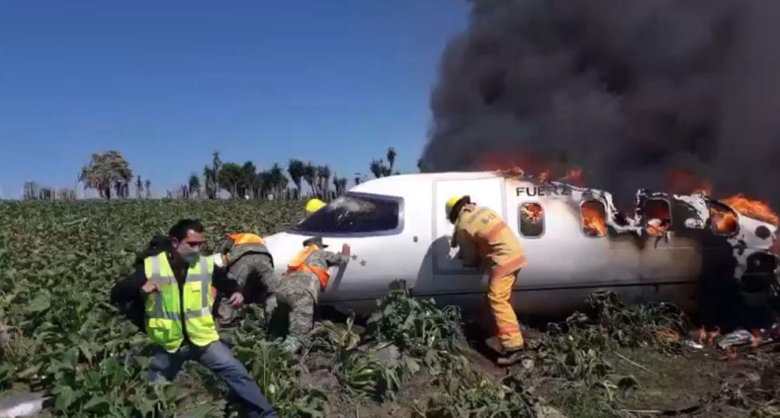 म्यान्मारमा सैनिक विमान दुर्घटनाग्रस्त, कम्तीमा बाह्रको मृत्यु