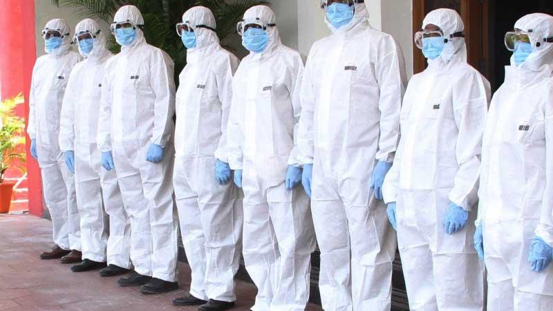 भारतमा कोरोनाबाट संक्रमित हुनेको संख्या निरन्तर घट्दै, मृत्यु हुनेको संख्या चिन्ताजनक