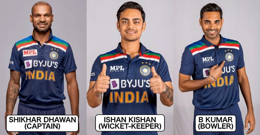 श्रीलंका भ्रमणका लागि भारतीय टिमको घोषणा, शिखर धवन बने टिममा नयाँ कप्तान