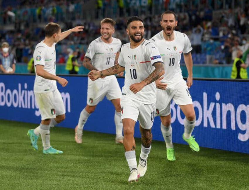 युरोकपमा इटालीको विजयी सुरूवात, टर्की ३-० गोलले पराजित