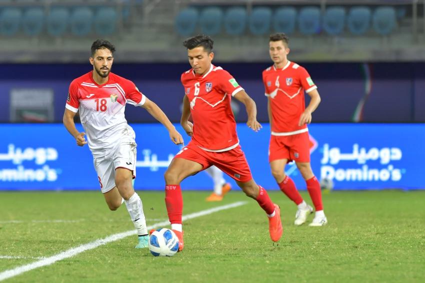 जोर्डनसँग नेपाल ३-० गोलले पराजित
