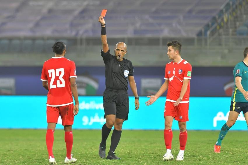 अस्ट्रेलियासँग नेपाल ३-० ले पराजित