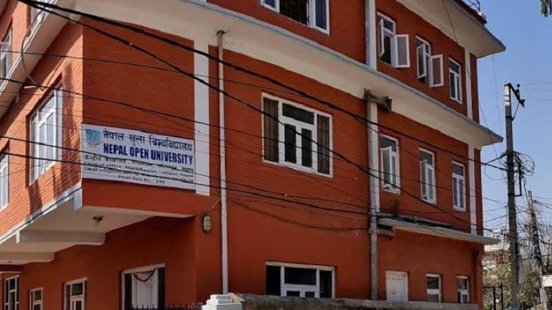 नेपाल खुला विश्वविद्यालद्धारा कुलपति र कुल सचिव पदमा आवेदन दिन आव्हान