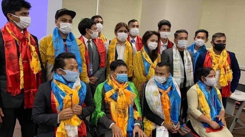 एनआरएनए जापान क्युस्युको अध्यक्षमा अर्जुन थापा निर्विरोध