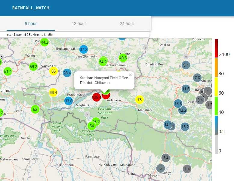भरतपुर, रामपुर क्षेत्रमा पनि उच्च सतर्कता अपनाउन आग्रह