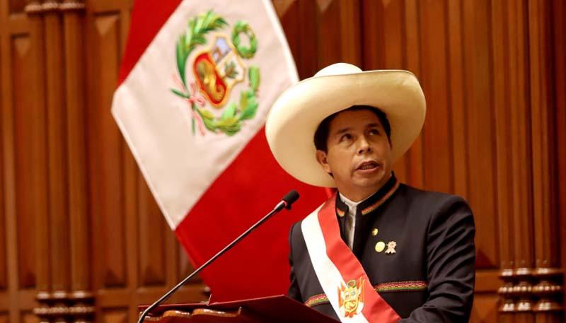 गरिब परिवारमा जन्मिएका पेद्रो कास्टियो पेरुको राष्ट्रपतिमा बिजयी