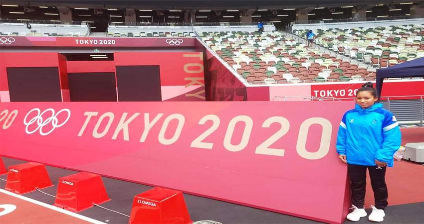 टोकियो ओलम्पिक : सरस्वती चौधरी पहिलो चरणबाटै बाहिरिन