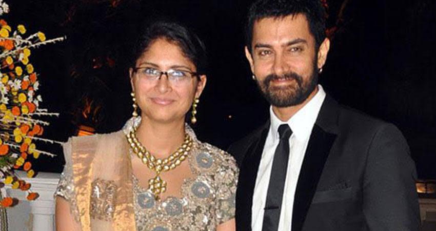 १५ वर्षको सम्बन्धलाई अन्त्य गरेको भन्दै यस्तो लेखे आमिर खान दम्पत्तीले