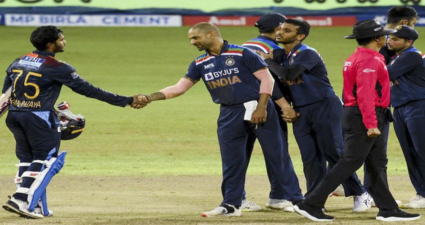 दोस्रो टि-२० मा भारत ४ विकेटले पराजित, श्रीलंकाले गर्यो श्रृखलामा बराबरी