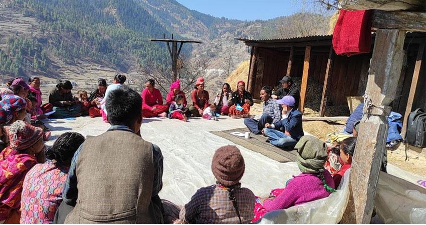 मुगुमा सिमि जोन कार्यक्रम, १५ सय कृषक लाभान्वित