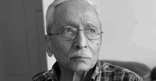 नेपाली आधुनिक चित्रकलाका शिखर पुरुष उत्तम नेपालीको निधन